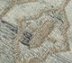 Jaipur Rugs - Flat Weave Wool and Viscose Ivory PDWV-79 Area Rug Closeupshot - RUG1098540