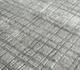 Jaipur Rugs - Hand Loom Wool and Tensilk Grey and Black PHWT-02 Area Rug Closeupshot - RUG1098232