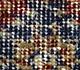 Jaipur Rugs - Hand Knotted Wool Red and Orange PKWL-7002 Area Rug Closeupshot - RUG1079920