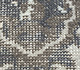 Jaipur Rugs - Hand Knotted Wool Grey and Black PKWL-8001 Area Rug Closeupshot - RUG1063620