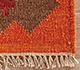 Jaipur Rugs - Flat Weaves Wool Red and Orange PX-2097 Area Rug Closeupshot - RUG1038769
