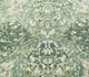 Jaipur Rugs - Hand Knotted Wool and Silk Green QM-901 Area Rug Closeupshot - RUG1061869