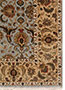 Jaipur Rugs - Hand Knotted Wool and Silk Blue QNQ-16 Area Rug Closeupshot - RUG1034387