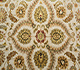 Jaipur Rugs - Hand Knotted Wool and Silk Beige and Brown QNQ-21 Area Rug Closeupshot - RUG1023332