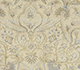 Jaipur Rugs - Hand Knotted Wool and Silk Ivory QNQ-55 Area Rug Closeupshot - RUG1069069