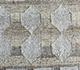 Jaipur Rugs - Flat Weave Wool and Viscose Grey and Black SDWV-01 Area Rug Closeupshot - RUG1100266