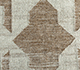 Jaipur Rugs - Flat Weave Wool and Viscose Beige and Brown SDWV-03 Area Rug Closeupshot - RUG1100268