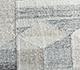 Jaipur Rugs - Flat Weaves Wool and Viscose Ivory SDWV-10 Area Rug Closeupshot - RUG1100274