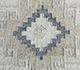 Jaipur Rugs - Flat Weave Wool and Viscose Ivory SDWV-116 Area Rug Closeupshot - RUG1100397