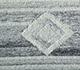 Jaipur Rugs - Flat Weave Wool and Viscose Ivory SDWV-130 Area Rug Closeupshot - RUG1099839