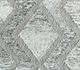 Jaipur Rugs - Flat Weave Wool and Viscose Ivory SDWV-134 Area Rug Closeupshot - RUG1100297