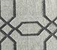 Jaipur Rugs - Flat Weave Wool and Viscose Ivory SDWV-139 Area Rug Closeupshot - RUG1100299