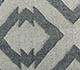 Jaipur Rugs - Flat Weave Wool and Viscose Ivory SDWV-14 Area Rug Closeupshot - RUG1099843