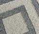 Jaipur Rugs - Flat Weave Wool and Viscose Ivory SDWV-14 Area Rug Closeupshot - RUG1100301