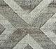 Jaipur Rugs - Flat Weave Wool and Viscose Ivory SDWV-14 Area Rug Closeupshot - RUG1099822