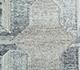 Jaipur Rugs - Flat Weave Wool and Viscose Ivory SDWV-151 Area Rug Closeupshot - RUG1100310