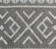Jaipur Rugs - Flat Weave Wool and Viscose Beige and Brown SDWV-163 Area Rug Closeupshot - RUG1099847