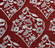 Jaipur Rugs - Flat Weaves Wool and Viscose Red and Orange SDWV-168 Area Rug Closeupshot - RUG1099852