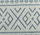 Jaipur Rugs - Flat Weave Wool and Viscose Beige and Brown SDWV-169 Area Rug Closeupshot - RUG1099832