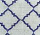 Jaipur Rugs - Flat Weave Wool and Viscose Beige and Brown SDWV-177 Area Rug Closeupshot - RUG1100314