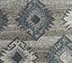 Jaipur Rugs - Flat Weave Wool and Viscose Ivory SDWV-18 Area Rug Closeupshot - RUG1100315