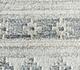 Jaipur Rugs - Flat Weave Wool and Viscose Ivory SDWV-23 Area Rug Closeupshot - RUG1099863