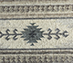 Jaipur Rugs - Flat Weave Wool and Viscose Beige and Brown SDWV-25 Area Rug Closeupshot - RUG1099826