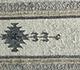 Jaipur Rugs - Flat Weave Wool and Viscose Beige and Brown SDWV-25 Area Rug Closeupshot - RUG1099817