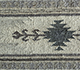 Jaipur Rugs - Flat Weave Wool and Viscose Beige and Brown SDWV-25 Area Rug Closeupshot - RUG1099792