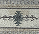 Jaipur Rugs - Flat Weave Wool and Viscose Beige and Brown SDWV-25 Area Rug Closeupshot - RUG1099793