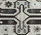 Jaipur Rugs - Flat Weave Wool and Viscose Ivory SDWV-26 Area Rug Closeupshot - RUG1099795