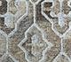 Jaipur Rugs - Flat Weave Wool and Viscose Ivory SDWV-28 Area Rug Closeupshot - RUG1100323