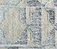 Jaipur Rugs - Flat Weave Wool and Viscose Beige and Brown SDWV-34 Area Rug Closeupshot - RUG1100329