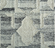 Jaipur Rugs - Flat Weave Wool and Viscose Ivory SDWV-34 Area Rug Closeupshot - RUG1099799