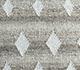 Jaipur Rugs - Flat Weave Wool and Viscose Ivory SDWV-48 Area Rug Closeupshot - RUG1100346