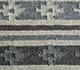 Jaipur Rugs - Flat Weave Wool and Viscose Ivory SDWV-49 Area Rug Closeupshot - RUG1100347