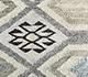 Jaipur Rugs - Flat Weave Wool and Viscose Ivory SDWV-51 Area Rug Closeupshot - RUG1100350