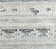 Jaipur Rugs - Flat Weave Wool and Viscose Ivory SDWV-56 Area Rug Closeupshot - RUG1099803