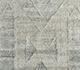 Jaipur Rugs - Flat Weave Wool and Viscose Ivory SDWV-88 Area Rug Closeupshot - RUG1099879