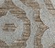 Jaipur Rugs - Flat Weave Wool and Viscose Beige and Brown SDWV-93 Area Rug Closeupshot - RUG1100385