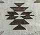 Jaipur Rugs - Flat Weave Wool and Viscose Ivory SDWV-98 Area Rug Closeupshot - RUG1100388
