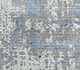 Jaipur Rugs - Hand Loom Wool and Viscose Ivory SHWV-35 Area Rug Closeupshot - RUG1099963