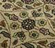 Jaipur Rugs - Hand Knotted Wool Ivory SKWL-24 Area Rug Closeupshot - RUG1097868