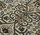 Jaipur Rugs - Hand Knotted Wool Ivory SKWL-28 Area Rug Closeupshot - RUG1097872