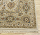 Jaipur Rugs - Hand Knotted Wool Ivory SPR-41 Area Rug Closeupshot - RUG1081029