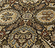 Jaipur Rugs - Hand Knotted Wool Beige and Brown SPR-44 (CS-01) Area Rug Closeupshot - RUG1074508