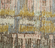 Jaipur Rugs - Hand Knotted Wool and Bamboo Silk Ivory SRB-709 Area Rug Closeupshot - RUG1074526