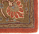 Jaipur Rugs - Hand Tufted Wool Red and Orange TAC-966 Area Rug Closeupshot - RUG1018770