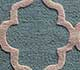 Jaipur Rugs - Hand Tufted Wool Blue TLT-655 Area Rug Closeupshot - RUG1035150