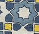 Jaipur Rugs - Hand Tufted Wool Blue TLT-663 Area Rug Closeupshot - RUG1068312